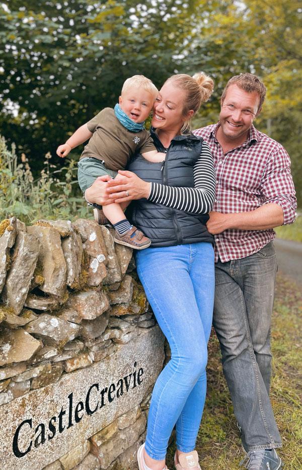 Castle-creavie-family-stays-Kircudbright-Scotland